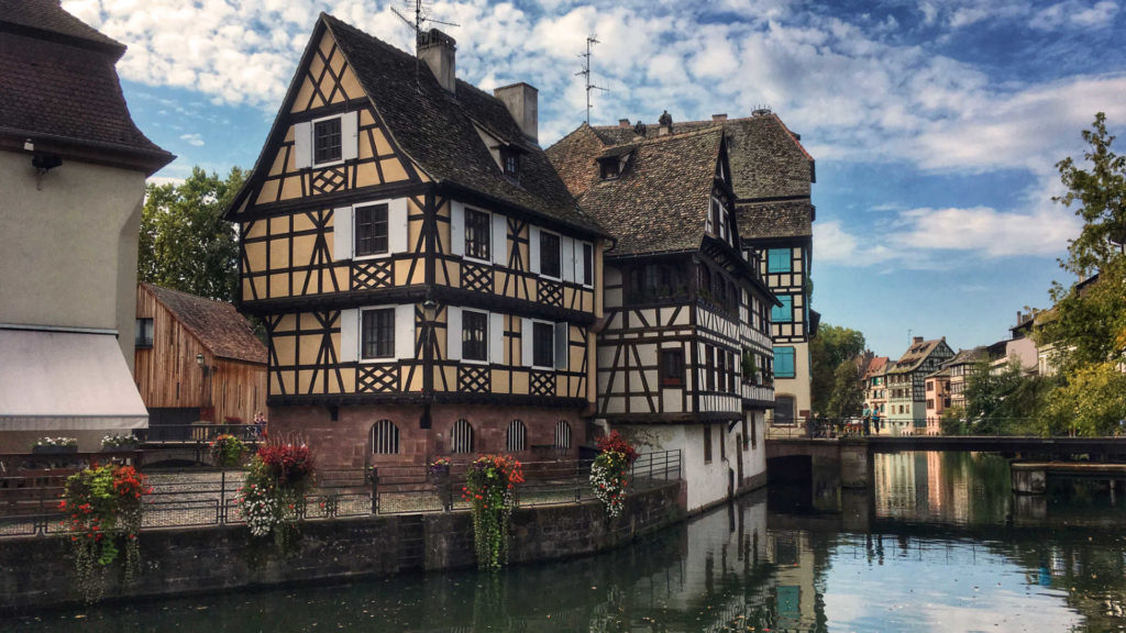 Just in case you were worried: we still spent a good chunk of time traveling in 2018. Strasbourg, which sits on the French and German border, is perfectly picturesque.