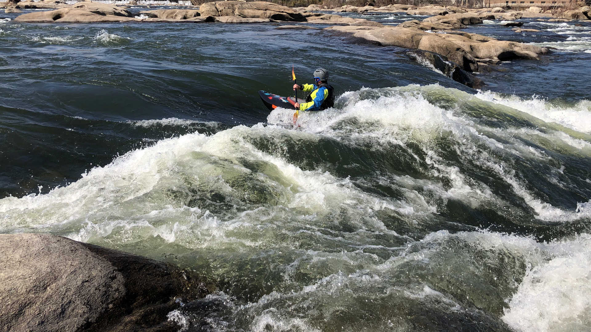 Fighting the current of debt in the early stage of financial independence is like paddling upstream, but eventually, you breach the chokepoint.