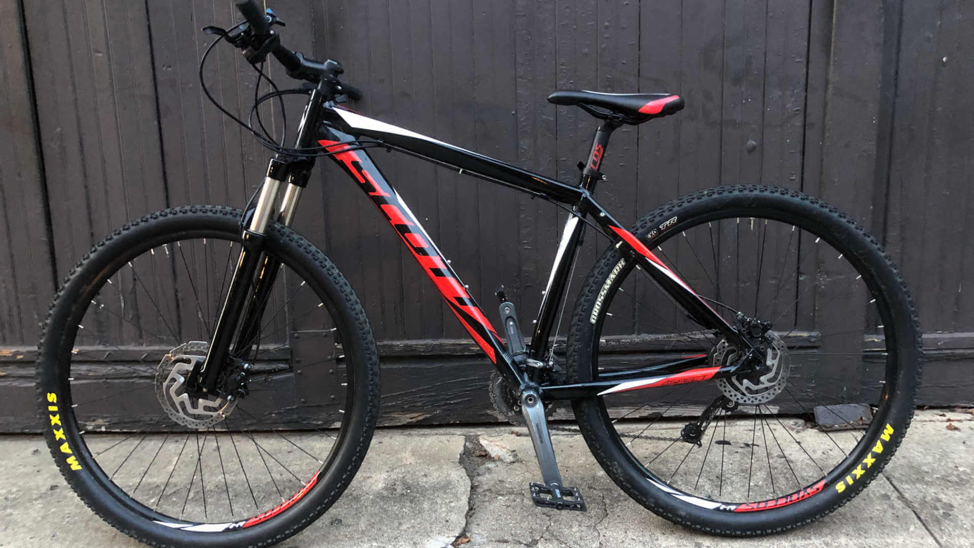 New to Chris Scott Aspect 930 29er Mountain Bike!