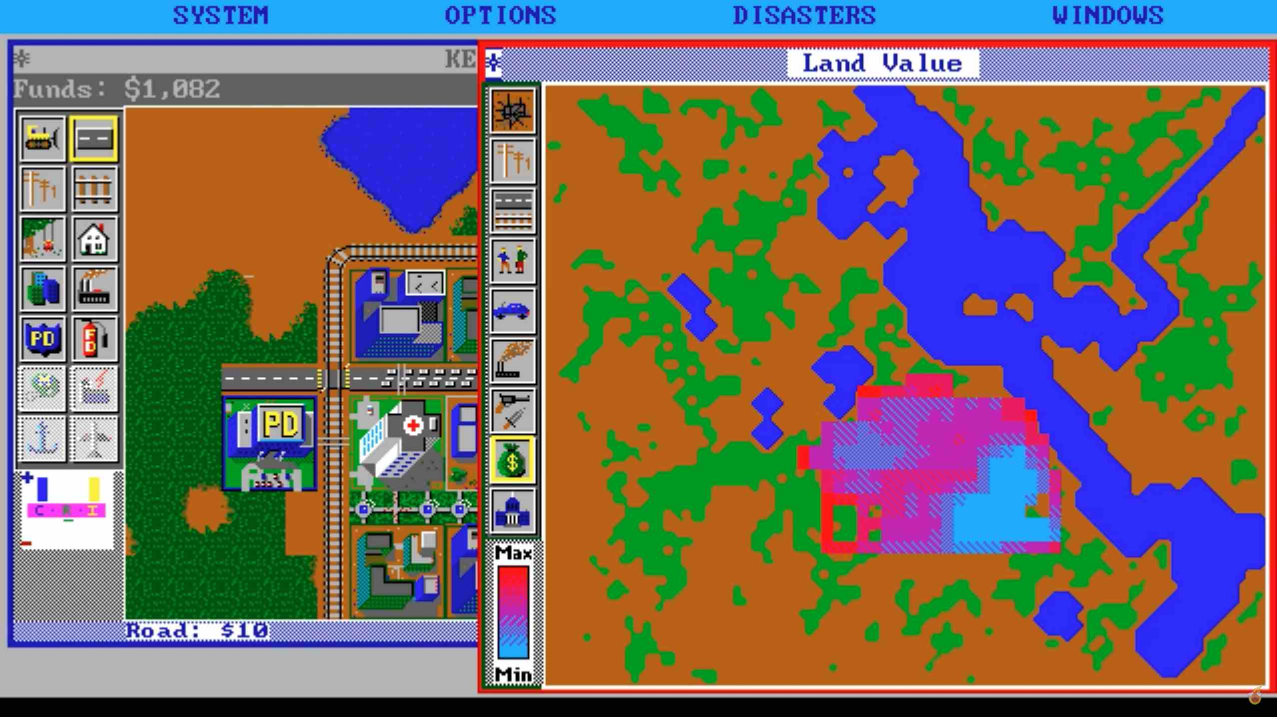 How comfortable are you in reading and understanding data visualizations? The video game SimCity gave me an early boost!