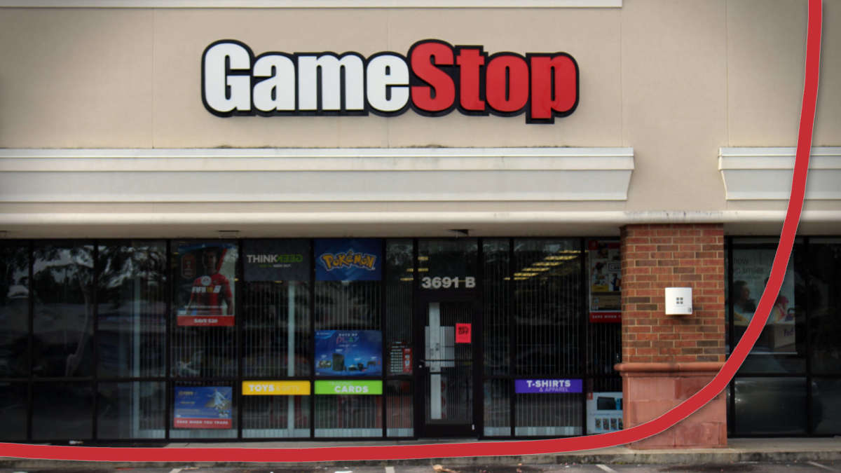 I grew up with GameStop as the place to go to find a deal on used video games. Now the stock is on a tear as amateur investors wage war against hedge funds. What's going to happen?