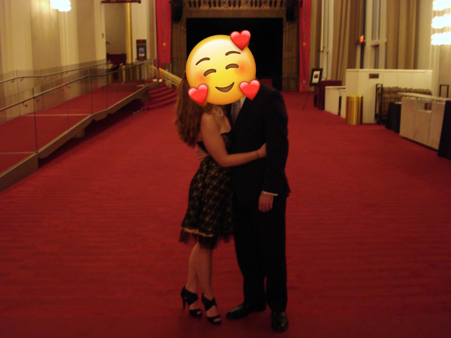 The occasional special night out for a date with someone special at the Kennedy Center wasn't regrettable!