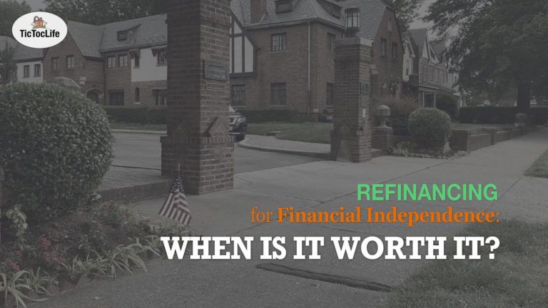 When is it worth it to refinance your home mortgage? Is it worth refinancing for 1 percent?