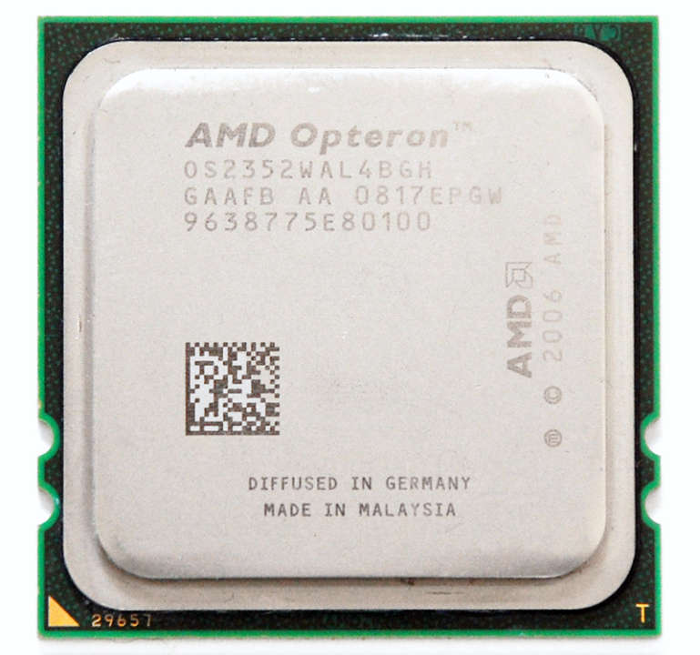 The AMD Opteron: my overclocking king and profit center!